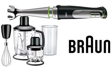 Braun Minipimer 9 MQ9045X Aperitive