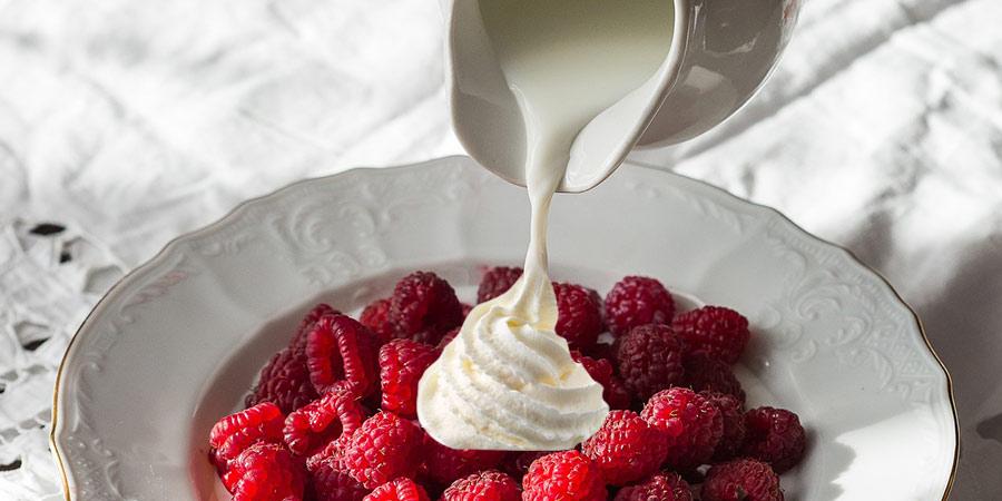 como hacer nata montada casera con leche